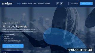 Melpe.pl - program do faktur online