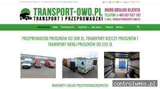 Transport mebli Pruszków