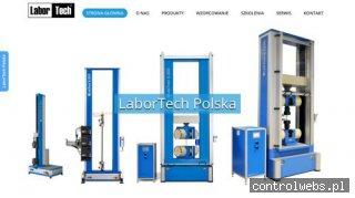 Labortech.pl - Maszyna wytrzymałościowa