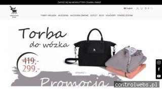 Śpiworki zimowe do wózka - cottonmoose.shop.pl