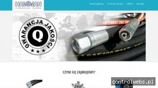 Hal-Jan hydraulika siłowa