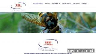 DDDLublin Deratyzacja Dezynsekcja Dezynfekcja Ozonowanie