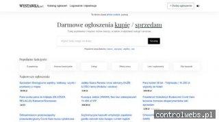 Wystawka.net - darmowe ogłoszenia, anonse sex i towarzyskie