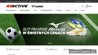 Odzież sportowa, obuwie sportowe, sprzęt treningowy – sklep-hummel.pl