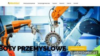 Roboty używane - workbot.pl