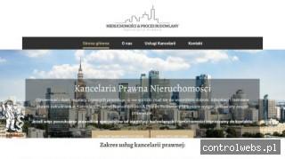 Adwokat nieruchomości - kancelaria-dybka.pl