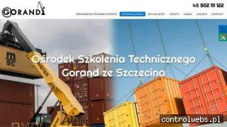 gorand.szczecin.pl kurs hds szczecin