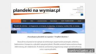 Plandeki na altanki - plandekinawymiar.pl
