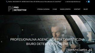 Agencja Detektywistyczna ProDetektyw