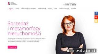 joannajazdzewska.pl biuro nieruchomości Gdynia