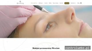 Makijaż permanentny ust Wrocław - oliwiastrugala.pl