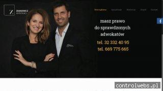 Kancelaria prawna Gliwice - zdanowiczadwokaci.pl