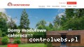 Screenshot strony www.monterdom.pl