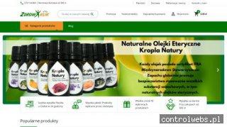 Zdrowy Klik - moc natury, witaminy, minerały, zioła