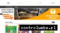 Screenshot strony www.okajoka.eu