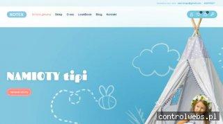 Sklep dziecięcy - Sklep dla dzieci - rotex-shop.com