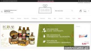 Sklep internetowy Galeria Kosmetyczna