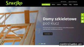 szwejko.pl domy szkieletowe Olsztyn
