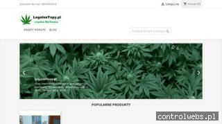 LegalneTopy.pl - Susz CBD