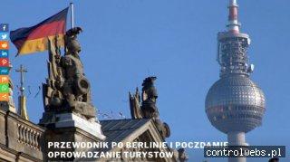 przewodnik po Berlinie i Poczdamie oprowadzi turystów