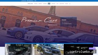 MD-Inwest Premium Cars - wynajem i sprzedaż samochodów