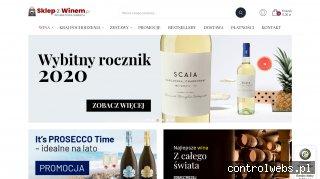 Wino - sklep-z-winem.pl