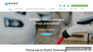 SIGMA Technology & Energy Solutions - stacje ładowania