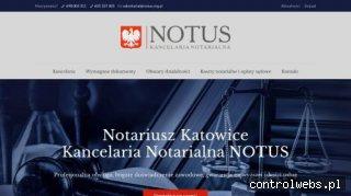 Katowice notariusz - notus.org.pl