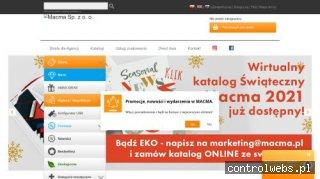 Gadżety reklamowe dla firm - macma.pl