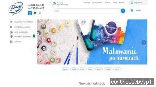 Malowanie po numerach sklep internetowy - ipicasso.pl