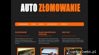 Złomowanie i skup samochodów. Auto Skup Śląskie