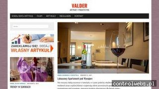 Valder - Publikacje Społecznościowe
