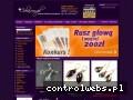 Screenshot strony www.colia.com.pl