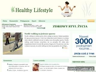 Zdrowie tryb życia