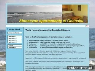 Tanie noclegi Gdańsk