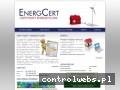 Screenshot strony www.energetyczne.info.pl