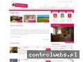 Screenshot strony www.majewska.pl