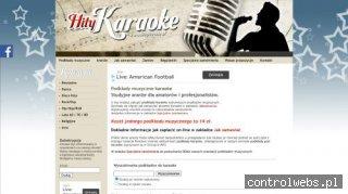 Muzyka karaoke