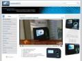 Screenshot strony controlsys.pl/