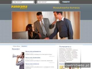 tłumaczenia katalog firm