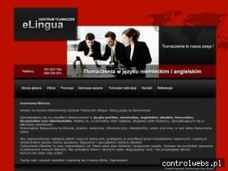 Centrum Tłumaczeń eLingua