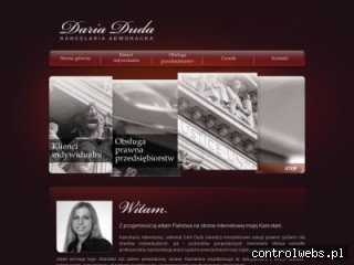 Kancelaria adwokacka, adwokat Daria Duda wrocław