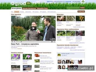 Strona dla każdego ogrodnika