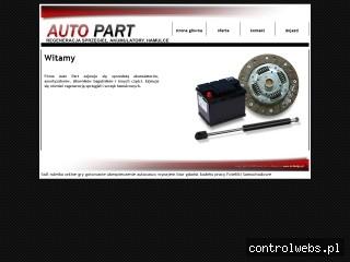 Autopart - sprzęgła, akumulatory, hamulce
