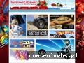 Screenshot strony www.teczowezabawki.pl