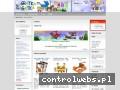 Screenshot strony www.gratka-gagatka.pl