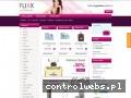 Screenshot strony www.flixx.pl