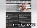 Screenshot strony www.anhor.pl