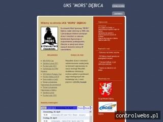 Uczniowski Klub Sportowy MORS Dębica