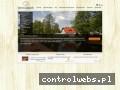 Screenshot strony www.hotel-jablon.pl